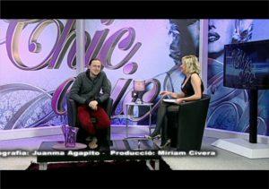 Entrevista Levante TV