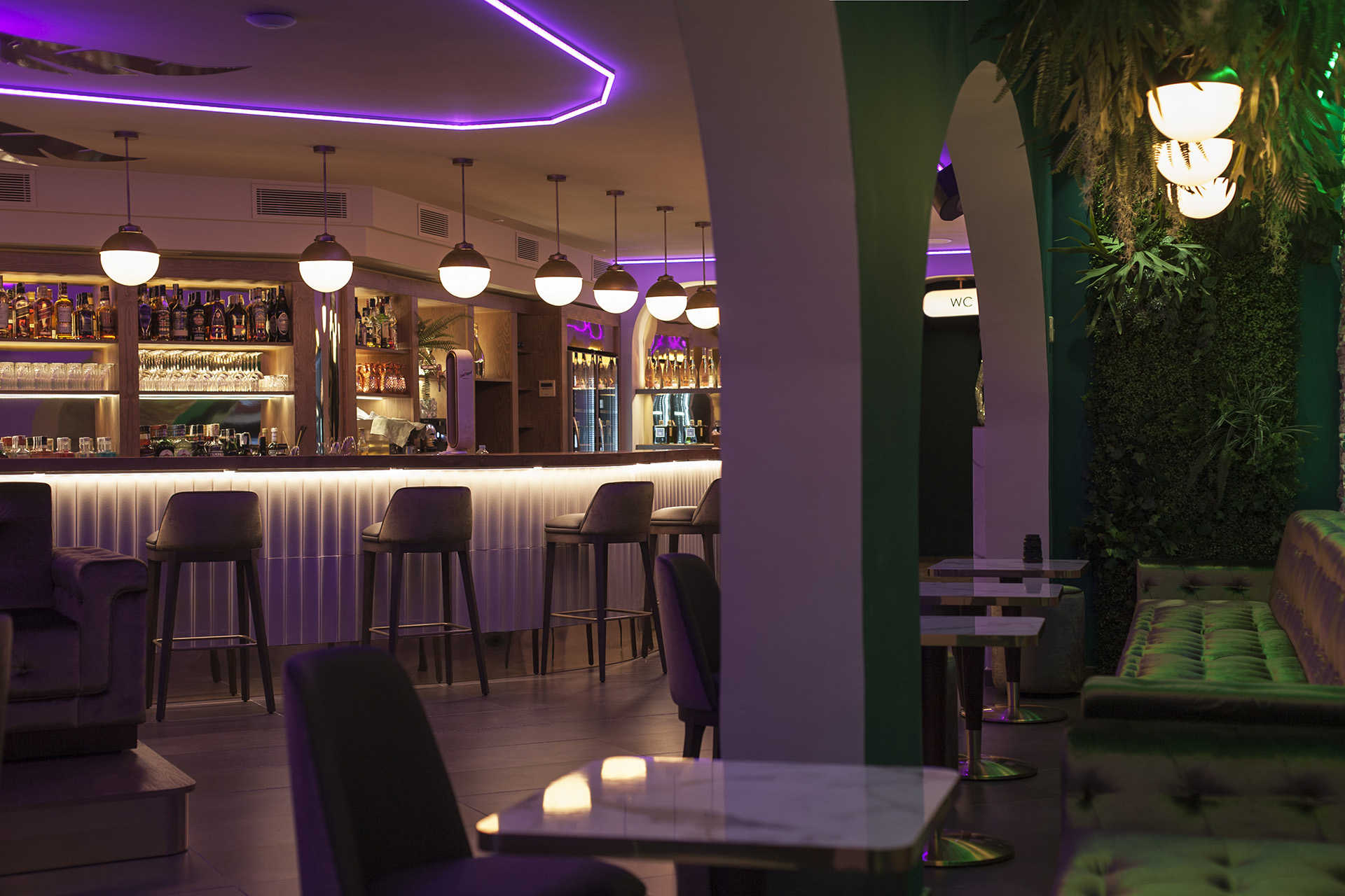 Macao Lounge Bar Altea